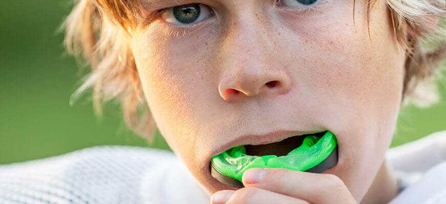Mouthguards in Hobart