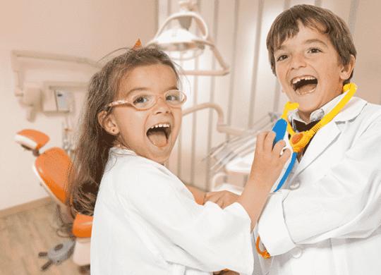 Keeping kids teeth healthy